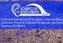 Conferencia internacional ICMPC15/ESCOM10