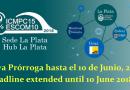 ICMPC15/ESCOM10 – Prórroga de los envíos