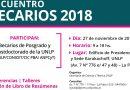 Encuentro Becarios 2018