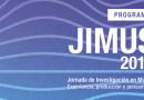 Programa de Actividades JIMUS2018 (15-16. Nov)