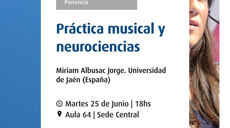 Práctica Musical y Neurociencias